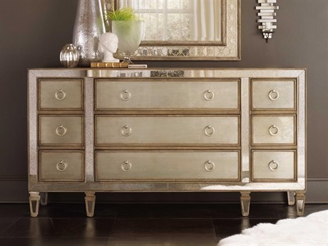 Luxe Designs 8 Drawers and up Triple Dresser LXD55158910198
