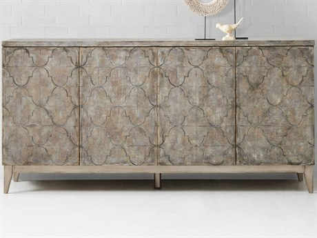 Luxe Designs Medium Wood TV Stand LXD7398454402MWD