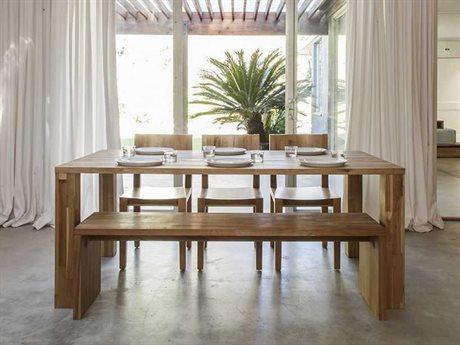Mash Studios Laxseries Dining Room Set MSHLAX723630SWSET3