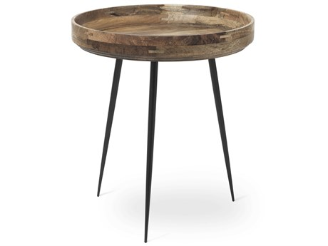 Mater Bowl Natural 18'' Round End Table MTR01601