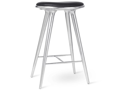Mater Space Recycled Aluminum Bar Stool MTR01022