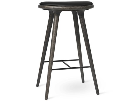 Mater Space Premium Edition Sirka Grey Stain Bar Stool