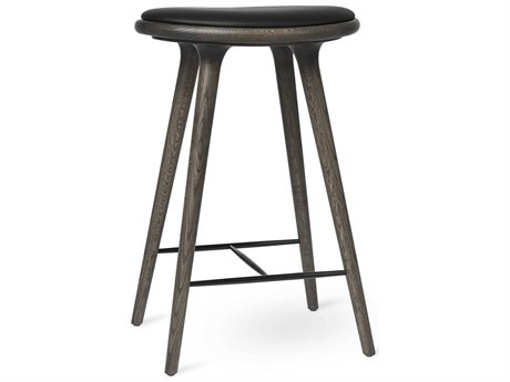 Mater Space Premium Edition Sirka Grey Stain Counter Stool MTR01044