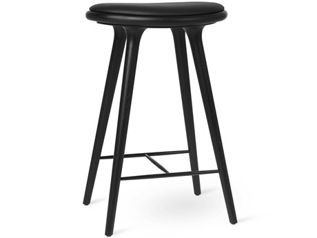Mater Space Copenhagen Premium Edition Black Stained Oak Counter Stool