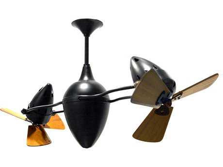 Matthews Fan Company Ar Ruthiane Mahogany Blade 48'' Wide Indoor Ceiling Fan