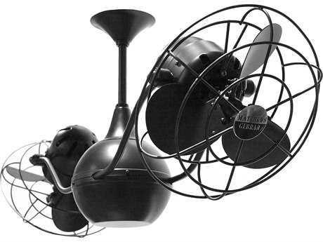Matthews Fan Company Vent-Bettina Metal Blade 42'' Wide Indoor Ceiling Fan
