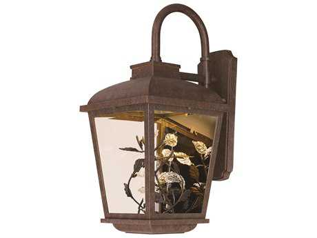 Maxim Lighting Arbor Adobe LED Outdoor Wall Light MX53502CLAE