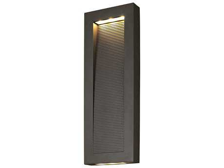 Maxim Lighting Avenue Architectural Bronze 22'' High LED Outdoor Wall Light MX54354ABZ