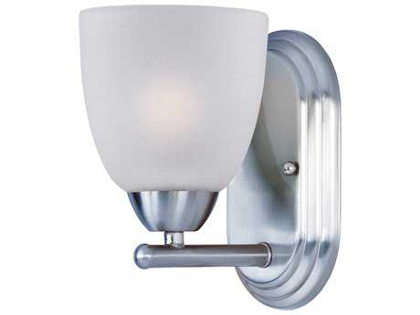 Maxim Lighting Axis Polished Chrome & Frosted Glass Vanity Light MX11311FTPC
