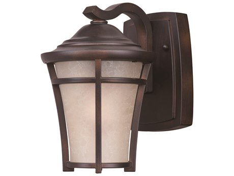 Maxim Lighting Balboa DC  Copper Oxide  7'' Wide LED Outdoor Wall Light MX55502LACO