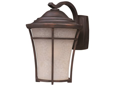 Maxim Lighting Balboa DC  Copper Oxide  10'' Wide LED Outdoor Wall Light MX55504LACO