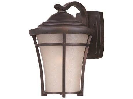 Maxim Lighting Balboa DC  Copper Oxide  12'' Wide LED Outdoor Wall Light MX55506LACO