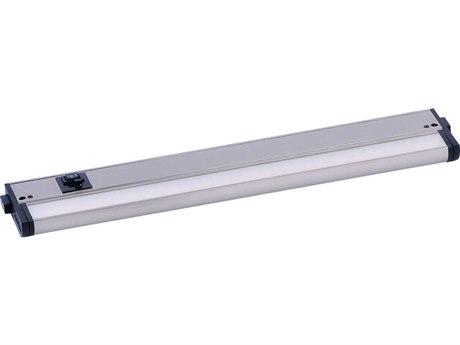 Maxim Lighting CounterMax MX-L-120-3K Basic Satin Nickel  18'' Wide LED Cabinet Light MX89894SN