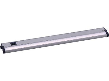 Maxim Lighting CounterMax MX-L-120-3K Basic Satin Nickel  24'' Wide LED Cabinet Light MX89895SN