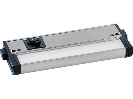 Maxim Lighting CounterMax MX-L-120-3K Satin Nickel  6'' Wide LED Cabinet Light MX89992SN
