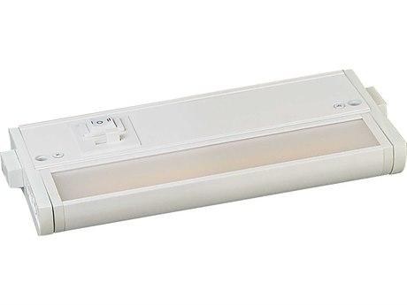 Maxim Lighting CounterMax MX-L-120-3K White  6'' Wide LED Cabinet Light MX89992WT