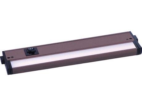 Maxim Lighting CounterMax MX-L-120-3K Bronze  12'' Wide LED Cabinet Light MX89993BZ