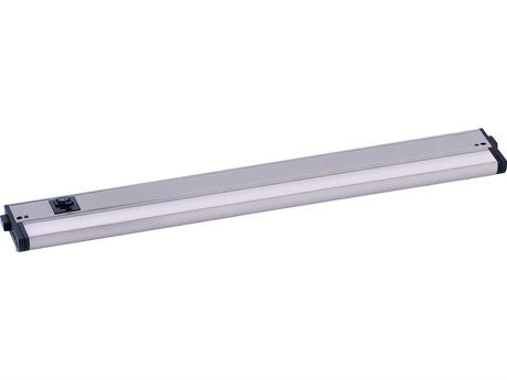 Maxim Lighting CounterMax MX-L-120-3K Satin Nickel  24'' Wide LED Cabinet Light MX89995SN