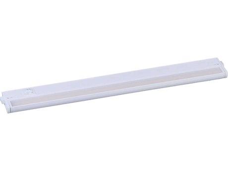 Maxim Lighting CounterMax MX-L-120-3K White  24'' Wide LED Cabinet Light MX89995WT