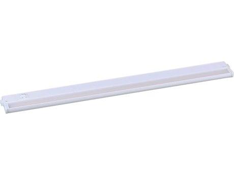 Maxim Lighting CounterMax MX-L-120-3K White  30'' Wide LED Cabinet Light MX89996WT