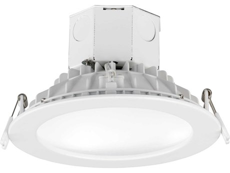Maxim Lighting Cove White  7'' Wide LED Recessed light MX57796WT