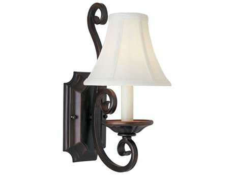 Maxim Lighting Manor Oil Rubbed Bronze Wall Sconce