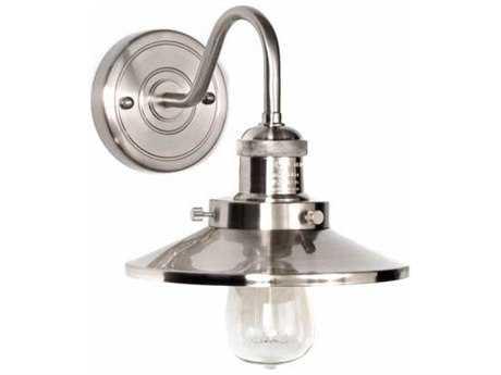 Maxim Lighting Mini Hi-Bay Satin Nickel Wall Sconce MX25080SN