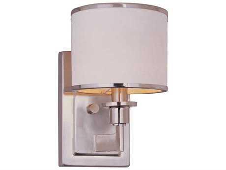 Maxim Lighting Nexus Satin Nickel Wall Sconce MX12059WTSN