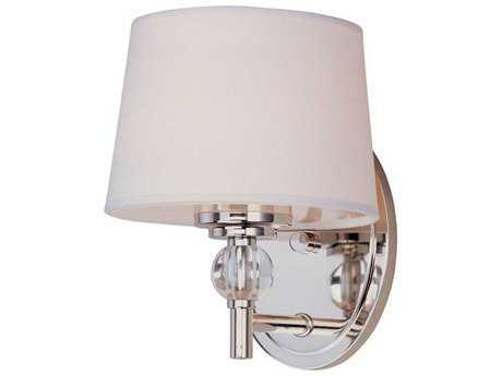 Maxim Lighting Rondo Polished Nickel Vanity Light MX12761WTPN