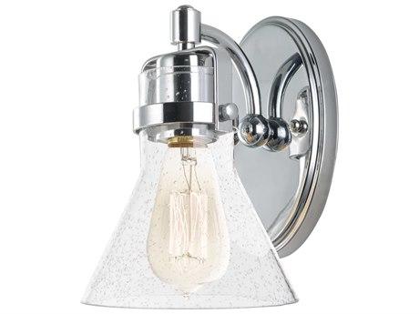 Maxim Lighting Seafarer Polished Chrome  6'' Wide  Vanity Light MX26111CDPC