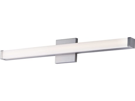 Maxim Lighting Spec Vanity Satin Nickel  30'' Wide LED Vanity Light MX52004SN