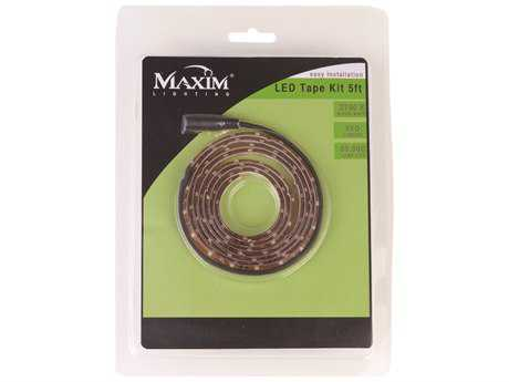 Maxim Lighting StarStrand 60'' Long LED Tape Kit