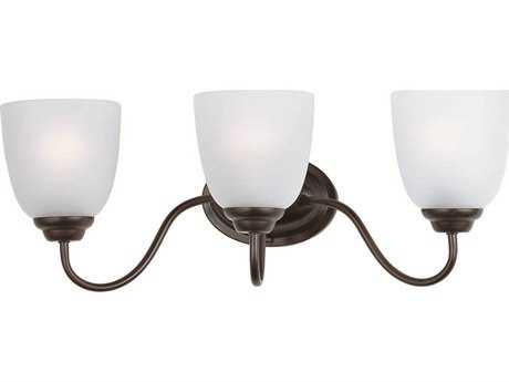 Maxim Lighting Stefan Oil Rubbed Bronze Three-Light Vanity Light