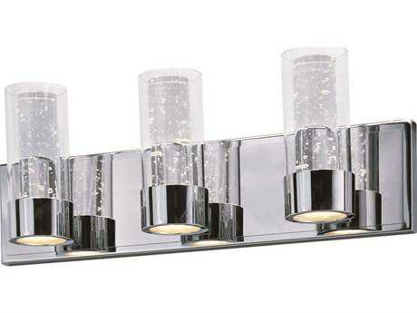 Maxim Lighting Sync Polished Chrome Six-Light Vanity Light MX20903CLPC