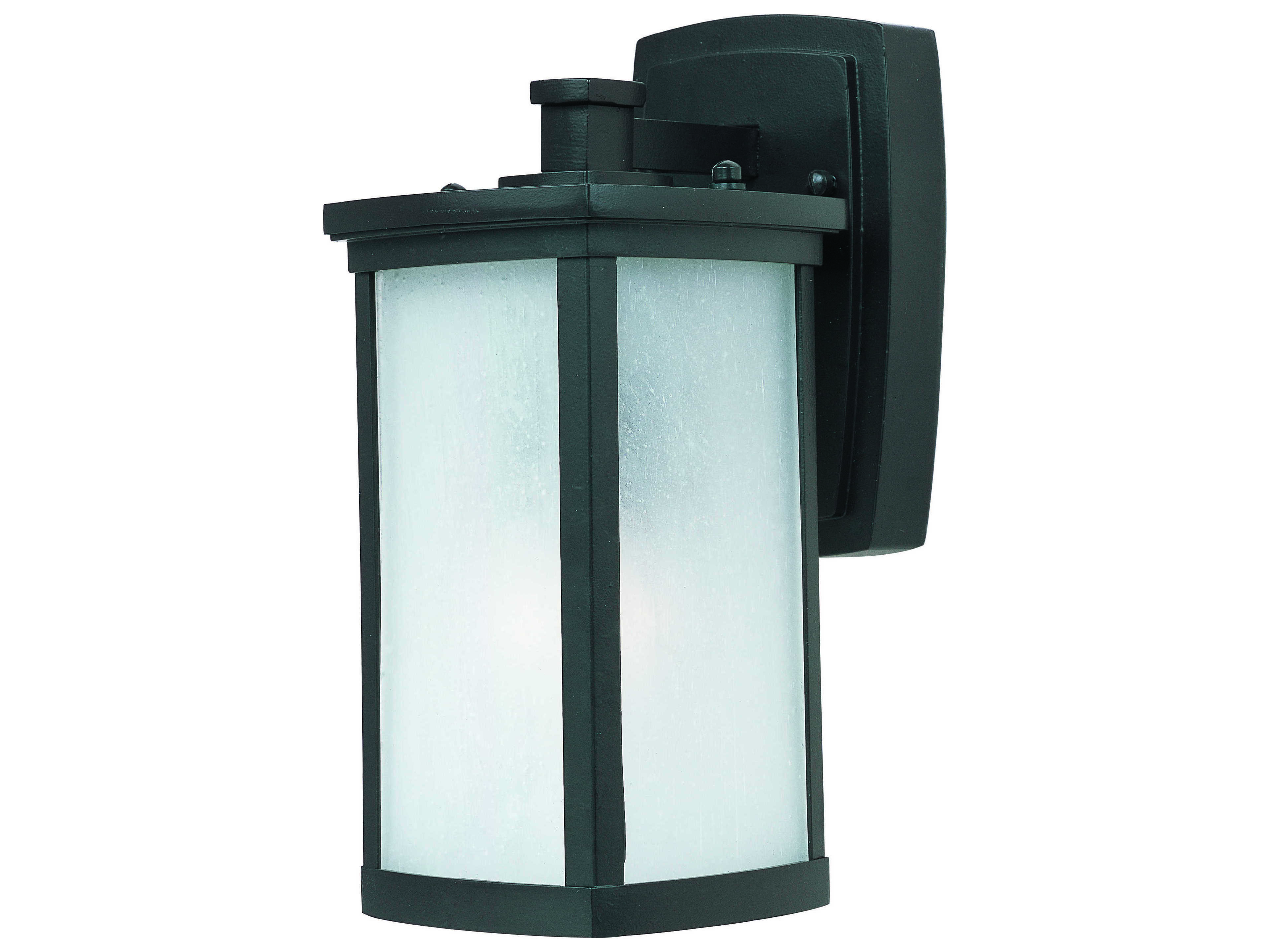 Progress Lighting Archie Collection 26 25 In 3 Light: Maxim Lighting Terrace Bronze 5'' Wide LED Outdoor Wall
