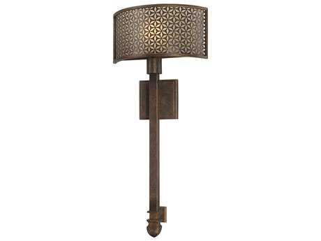 Metropolitan Lighting Ajourer French Bronze Wall Sconce METN2721258