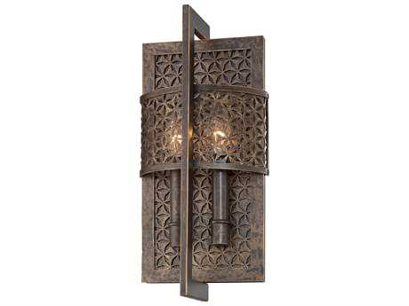 Metropolitan Lighting Ajourer French Bronze Two-Lights Wall Sconce METN2725258