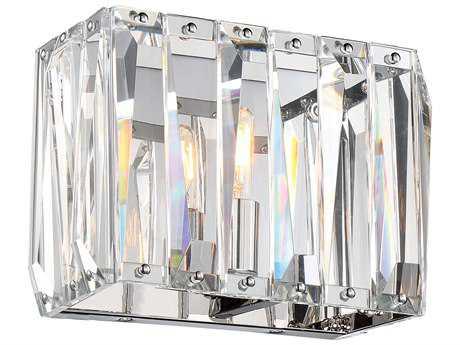 Metropolitan Lighting Coronette Chrome Vanity Light METN175177