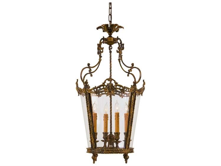 Progress Lighting Alexa Collection 2 Light Antique Bronze: Metropolitan Lighting Foyer Antique Bronze Patina Four