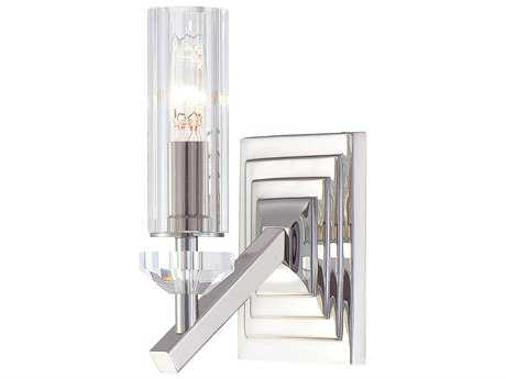 Metropolitan Lighting Fusano Polished Nickel Wall Sconce METN2651613