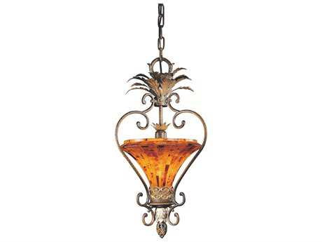 Metropolitan Lighting Salamanca Cattera Bronze 15'' Wide Pendant Light METN6523468