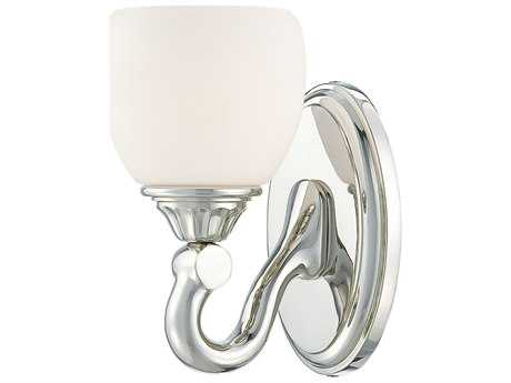 Metropolitan Lighting Polished Nickel Vanity Light METN2821613