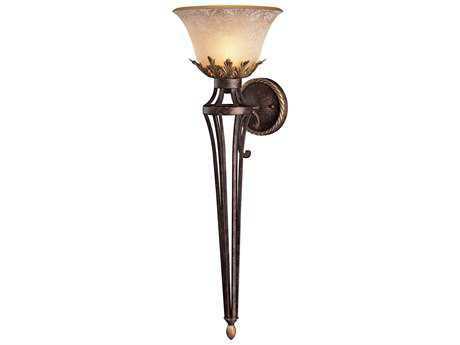 Metropolitan Lighting Zaragoza Golden Bronze Wall Sconce METN2235355