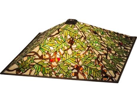 Meyda Lighting Acorn & Oak Leaf Shade