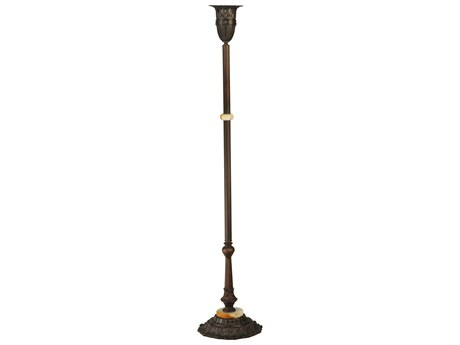 Meyda Tiffany Florentine Torchiere Floor Lamp Base MY10842