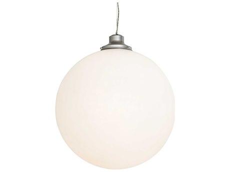 Meyda Bola Nickel 1-light 24'' Wide Pendant MY201589