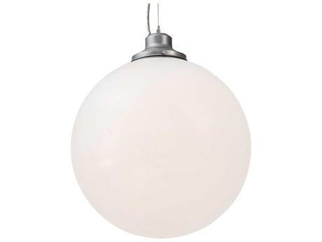 Meyda Bola Nickel 1-light 20'' Wide Pendant MY201590