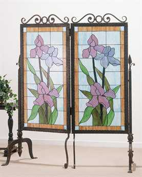 Meyda Tiffany Iris Room Divider MY65253