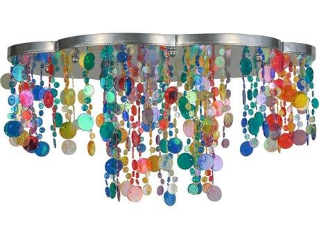 Meyda Tiffany Celebration Flush Mount Light MY145272