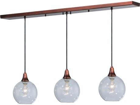 Meyda Tiffany Bolla Three-Light Island Light MY142455